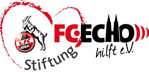 Maybe you would like to learn more about one of these? Die Stiftung 1. FC Köln   FC-Echo hilft e.V.