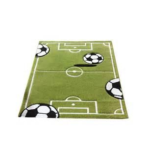 teppich für kinderzimmer teppich lucca mit fußballfeld für kinderzimmer pharao24 de