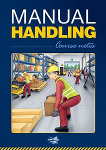 Manual Handling Safety Guide Book  English Or Polish
