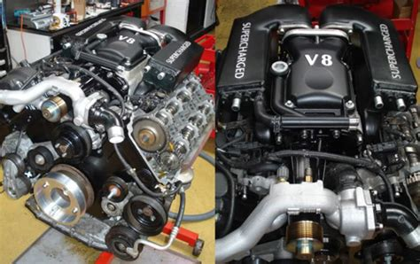 jaguar xkr    engine conversion  dcr xk xkr