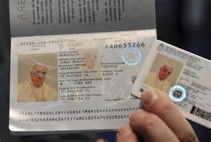 Argentina Passport Card