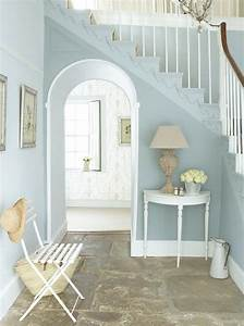 10 Blue Hallway Design Ideas