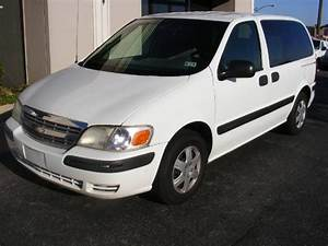 2003 Chevrolet Venture - Overview
