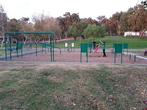 san diego parks  bodyweight exercise strong
