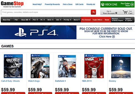 ps pre orders sold   gamestop