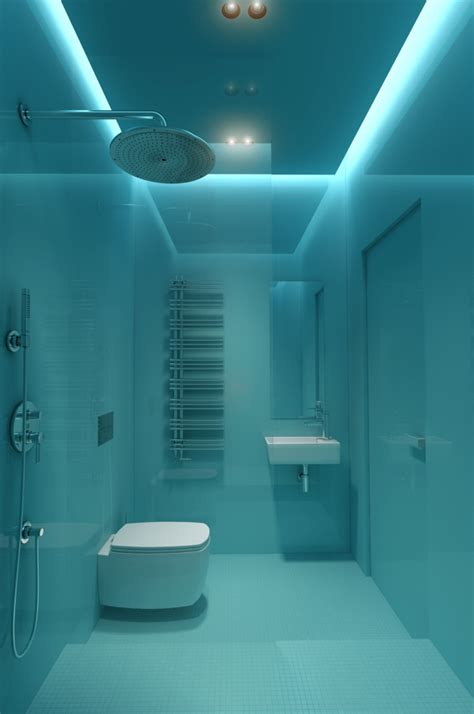 Led Lights Shower Room by Sophisticated Room Designs With Stripped Back Style