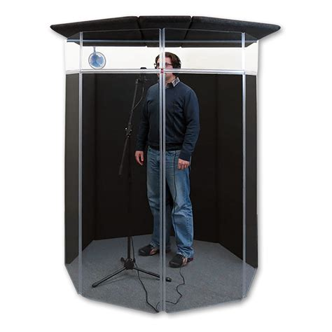 alternative   traditional vocal booth acoustical