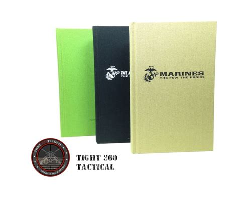 Tactical Field Notebook, Record Book, Memorandum Book