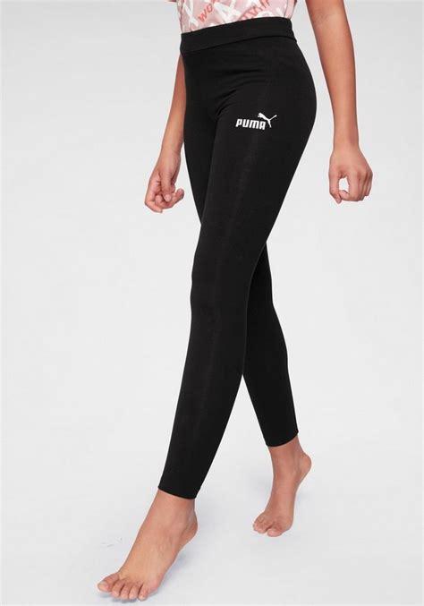 puma leggings ess style leggings leggings fuer maedchen