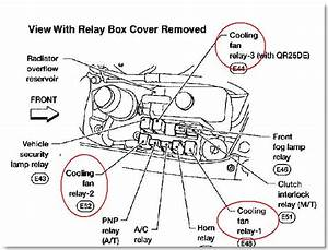 2009 Nissan Versa Blower Motor Resistor Location  Nissan