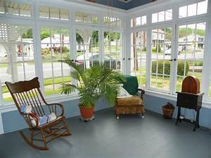 Enclosed, Porch, Porches, Pinterest