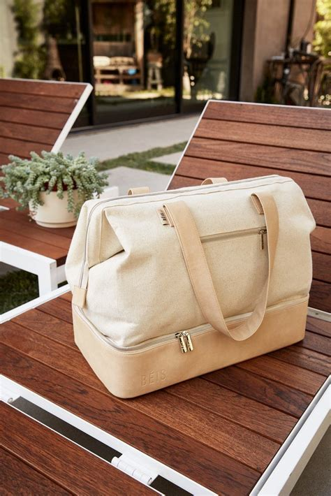 The Weekender | Best travel bags, Travel brand, Weekender bag