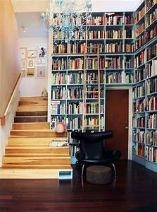 25, Creative, Book, Storage, Ideas, And, Home, Library, Designs