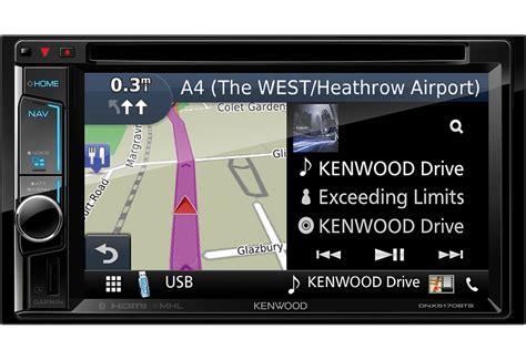 kenwood dnx5170bts 2 din navi bluetooth cd dvd