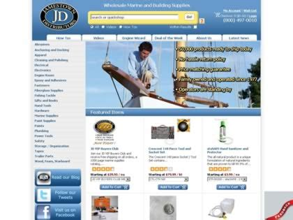 Jamestown Boat Supplies by Jamestown Distributors Cached The Boat Design And Boat
