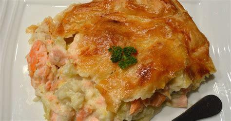 pate au saumon et patate dans la cuisine de blanc manger p 226 t 233 au saumon frais style quot pot en pot quot