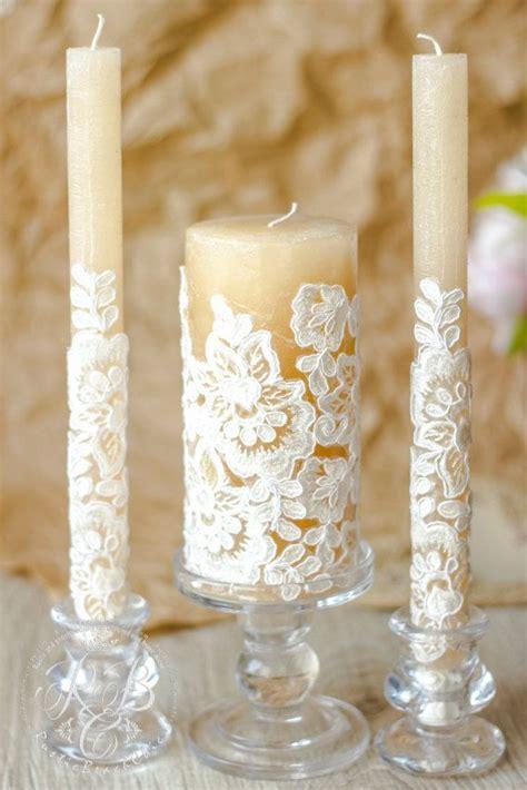 beautiful wedding candle ideas weddingmix