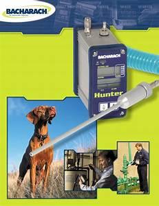 Gas Leak Detection Manuals