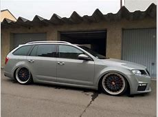 AccuAir Skoda Octavia RS by Car & Sound Tuning 6
