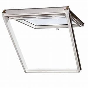 Store Velux 114x118 : dachfenster klapp schwing fenster gpu thermo plus 0060 gpu ~ Edinachiropracticcenter.com Idées de Décoration
