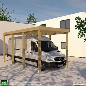 Innenliegende Dachrinne Carport : caravan carport grundkonstruktion 3x6 typ 280 ohne dachbelag ~ Whattoseeinmadrid.com Haus und Dekorationen