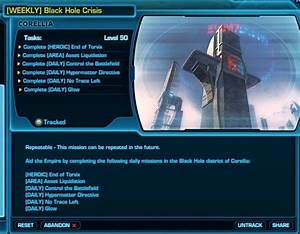 SWTOR Black Hole Crisis (page 2) - Pics about space