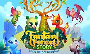 Fantasy, Forest, Story