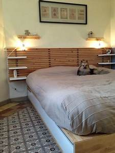Tete De Lit Bois Ikea : tete de lit ikea mandal ~ Preciouscoupons.com Idées de Décoration