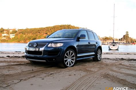 volkswagen touareg 2008 2008 volkswagen touareg r50 review photos 1 of 53