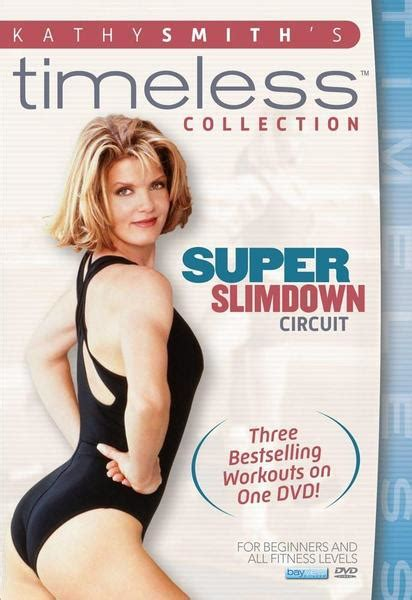 kathy smith collection slimdown super timeless circuit dvd yoga