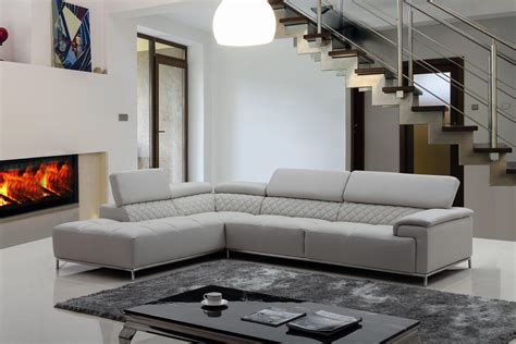 light gray sectional sofa with chaise living room contemporary living room design present light