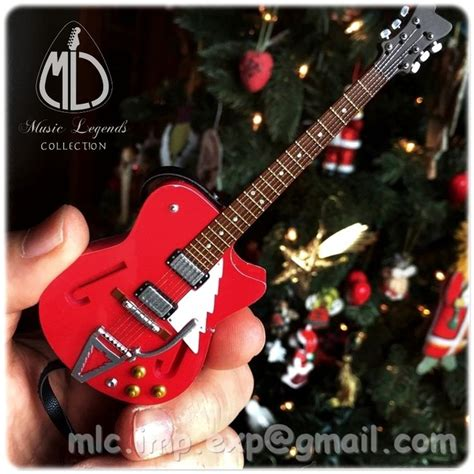 guitar ornaments for christmas tree 27 best themed gift ideas for musicians and images on