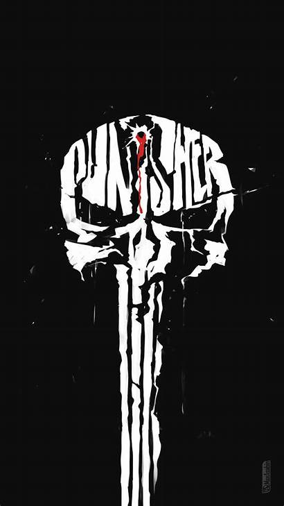 Punisher Skull Wallpapers Iphone Flag Wallpaperplay American
