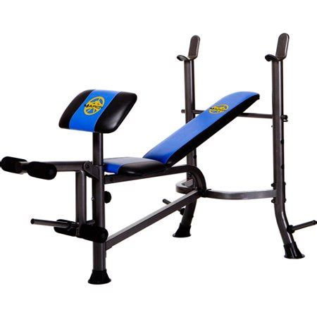 marcy weight bench set marcy standard weight bench 450 lb weight capacity