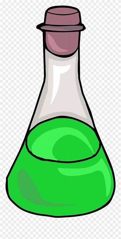 Bottle Science Clipart Clip