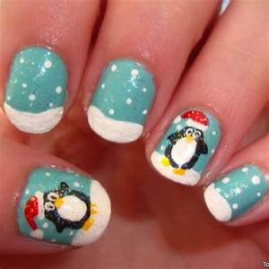 Good Nail Ideas 2 Christmas Nail Art
