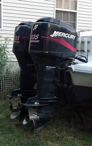 1999 Mercury Outboard Motor 90hp