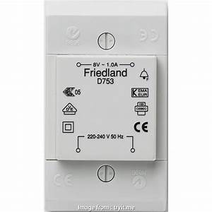 Friedland Type 4 Doorbell Wiring Diagram New Friedland