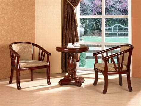 living room chairs wood design your home