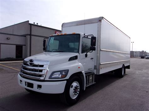 2018 Hino 268a For Sale 62 Used Trucks From $73,256