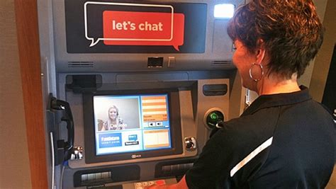 Maybe you would like to learn more about one of these? Video Banking Makes Robbery Impossible - Telepresence Options