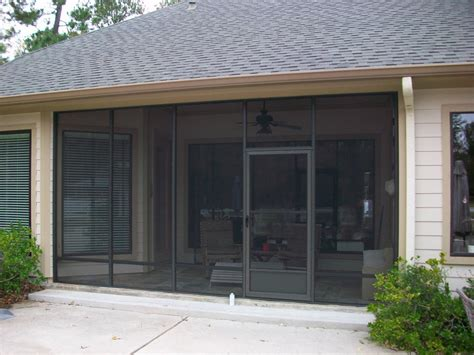 conroe screened patio enclosures lone patio builder