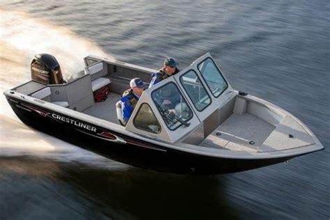 Crestliner Boats Billings Mt by 2014 Crestliner 1850 Commander 19 Foot Silver 2014 Boat
