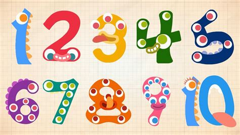 Endless Numbers  Learn To Count From 1 To 10 & Simple Addition With The Adorable Endless