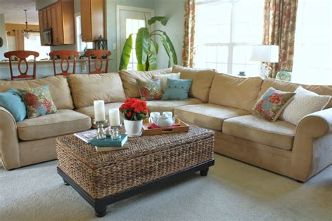 bhg con better homes gardens family room refresh sand and sisal