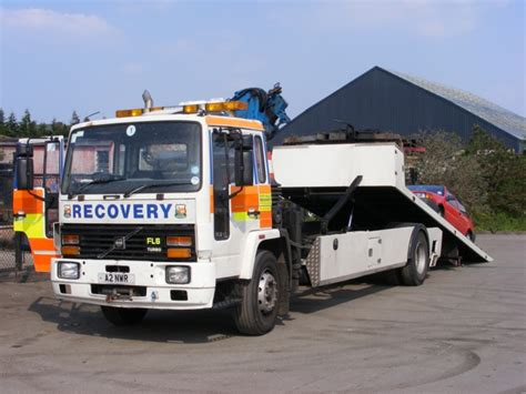 volvo lorries truck photos volvo fl6 recovery lorry