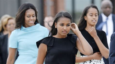 Cool Teen Sasha Obama Wore Sneakers To Homecoming Racked