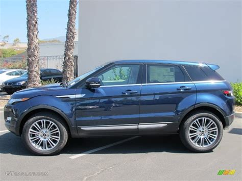 blue land rover baltic blue metallic 2012 land rover range rover evoque
