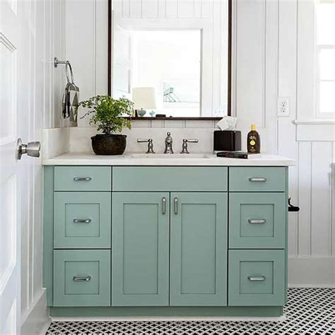 Best Paint Color For Bathroom Vanity by 25 Best Ideas About Cabinet Paint Colors On