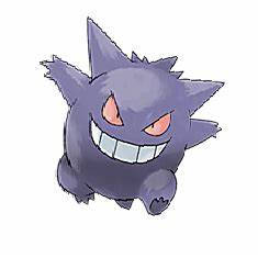 Gengar Cp Map Evolution Attacks Locations For